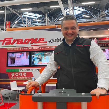 Domenico Melarangelo, Area Manager