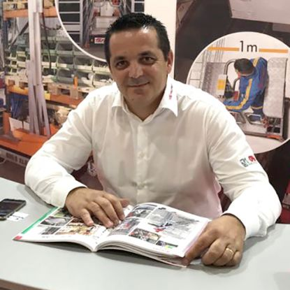 Franco D'Ignazio, Area Manager